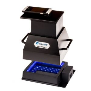 SmartDoc™ Gel Imaging System with Blue Light Illumination