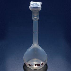 Volumetric Flask, Class A, Polymethylpentene (PMP)