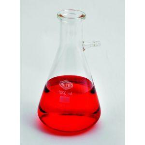 Filtering Flask, Borosilicate Glass, 5000ml, 1/ea