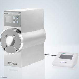 rotarus® Flow 100i Peristaltic Pump, White Housing, IP 65