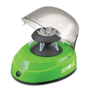 Sprout® Mini-Centrifuge 100-240VAC, 50/60Hz Universal Plug, Green