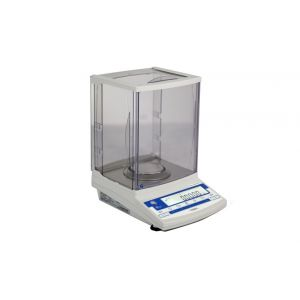 Vibra Laboratory Prime Analytical Balance, 220g x .0001g(0.1mg) -External Calibration