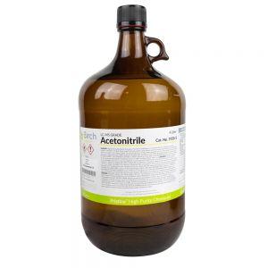 Pristine® Acetonitrile, HPLC Grade, 4 x 4 Liter