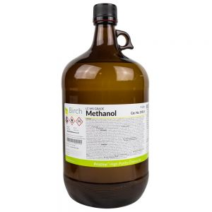 Pristine® Methanol, HPLC Grade, 4 x 4 Liter