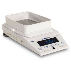 Precisa Laboratory Superior Top Loading Balance, 620g x .001g, 5.3