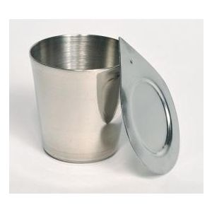 Crucibles, Nickel, With Lid