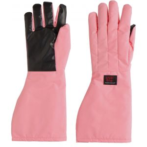 TEMPSHIELD® Waterproof Cryo-Grip® Gloves, Elbow, Medium (9), Pink