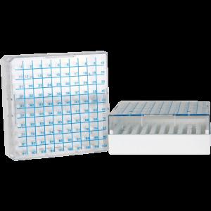 Polycarbonate Boxes Cryo Freezer Box, 2