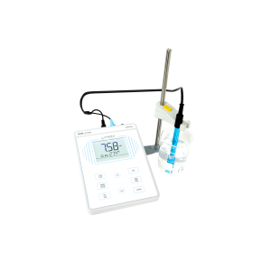 PH700 Benchtop pH Meter Kit, with 3 in 1 Combination pH Electrode