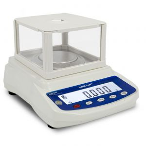Intelligent Laboratory Classic Top Loading Balance, 320g x .001g, 3.3