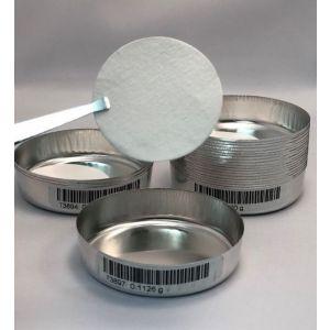 Grade 934-AH® Cut Glass fiber filter, Diameter 47 mm, Prewashed Preweighed for Standard Methods TSS or VSS Procedure, 100/Pack
