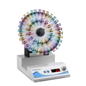 Benchmark Rotating Mixer Includes three rotisserie tube holders (12 x 50ml, 20x15ml & 48x1.5/2.0ml)