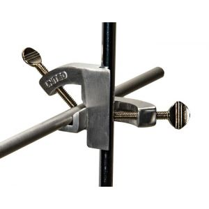 Clamp Holder, Right Angle, Cast Aluminum
