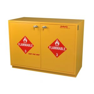 SciMatCo SC1823 Under-The-Counter Flammables Cabinet 23