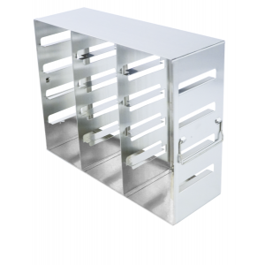 Upright Stainless Steel Freezer Eco-Rack, for Standard 3
