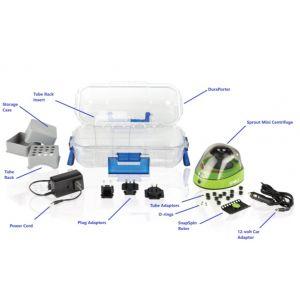 Portable Centrifugation Kit, 100-240VAC, 50/60Hz Universal Plug, 12V Power Adapter