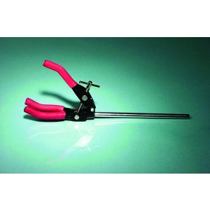 3-Prong Clamp Extension Clamp With Steel Rod