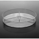 Petri Dish - Y-Plate (Three Compartment), 100 x 15mm, Polystyrene, Sterile, 500/cs