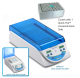 Myblock I™- Digital Dry Bath with 1 Quick-Flip Blocks (BSWCMB) for Tubes (0.2 to 2.0ml, PCR Strips And PCR Plates, 115V
